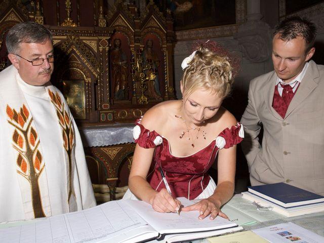 Le mariage de Julien et Aurélie à Masevaux, Haut Rhin 329