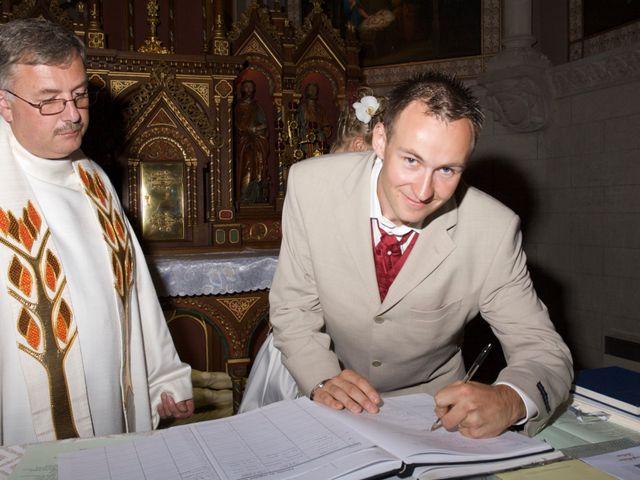 Le mariage de Julien et Aurélie à Masevaux, Haut Rhin 330
