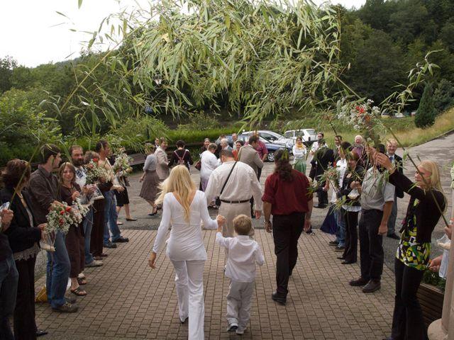 Le mariage de Julien et Aurélie à Masevaux, Haut Rhin 336