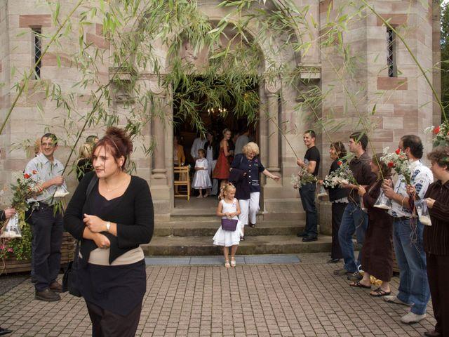 Le mariage de Julien et Aurélie à Masevaux, Haut Rhin 337