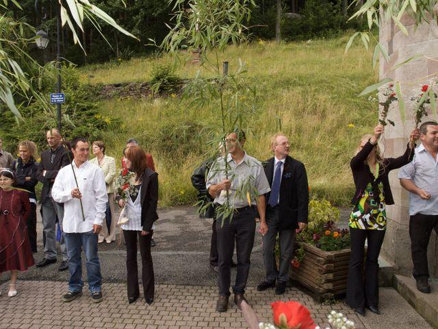 Le mariage de Julien et Aurélie à Masevaux, Haut Rhin 339