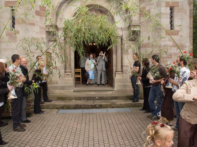 Le mariage de Julien et Aurélie à Masevaux, Haut Rhin 341
