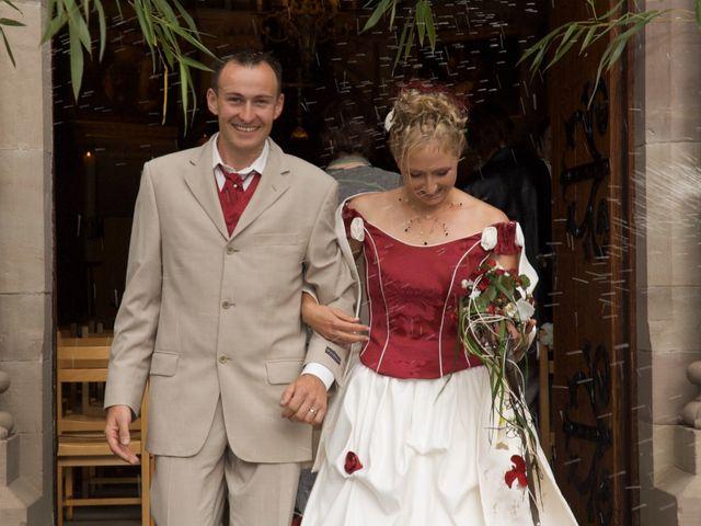 Le mariage de Julien et Aurélie à Masevaux, Haut Rhin 342
