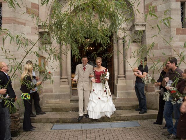 Le mariage de Julien et Aurélie à Masevaux, Haut Rhin 344