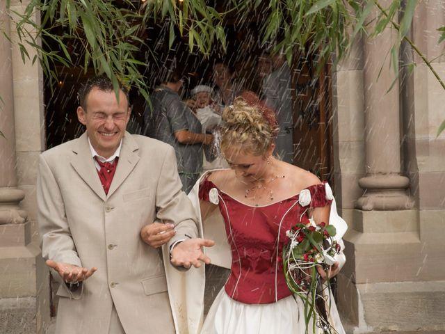Le mariage de Julien et Aurélie à Masevaux, Haut Rhin 345