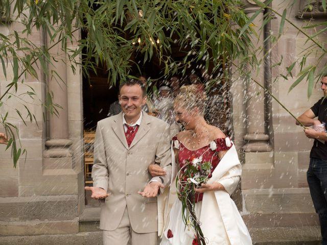 Le mariage de Julien et Aurélie à Masevaux, Haut Rhin 346