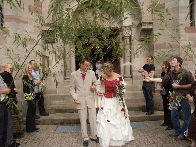 Le mariage de Julien et Aurélie à Masevaux, Haut Rhin 347