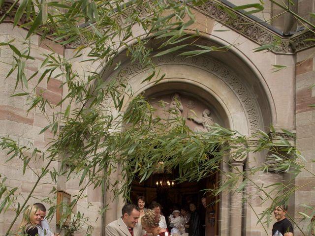 Le mariage de Julien et Aurélie à Masevaux, Haut Rhin 349