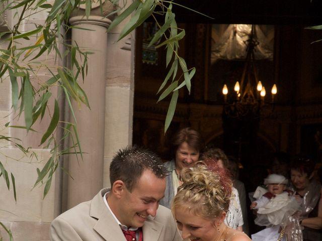 Le mariage de Julien et Aurélie à Masevaux, Haut Rhin 350