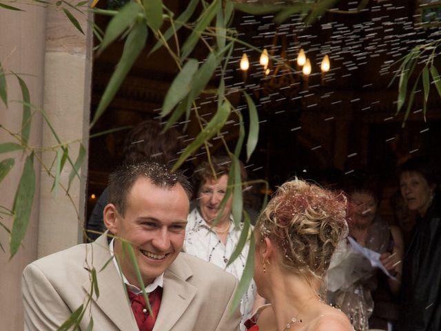 Le mariage de Julien et Aurélie à Masevaux, Haut Rhin 351