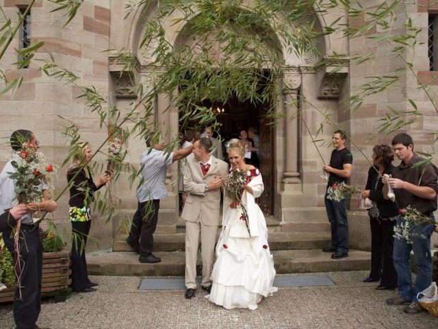 Le mariage de Julien et Aurélie à Masevaux, Haut Rhin 353
