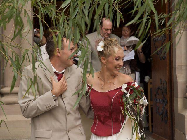 Le mariage de Julien et Aurélie à Masevaux, Haut Rhin 355