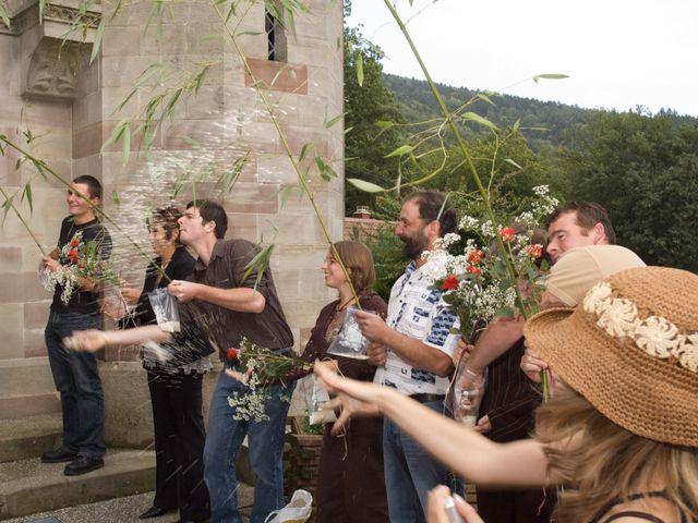 Le mariage de Julien et Aurélie à Masevaux, Haut Rhin 357