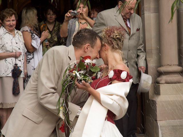 Le mariage de Julien et Aurélie à Masevaux, Haut Rhin 358