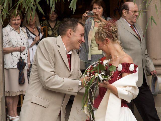 Le mariage de Julien et Aurélie à Masevaux, Haut Rhin 359