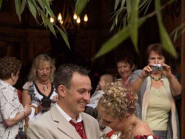 Le mariage de Julien et Aurélie à Masevaux, Haut Rhin 361