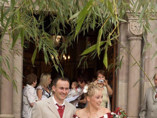 Le mariage de Julien et Aurélie à Masevaux, Haut Rhin 362