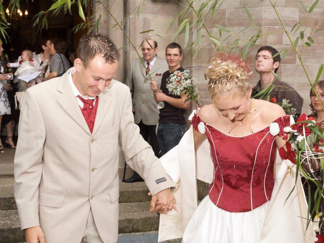 Le mariage de Julien et Aurélie à Masevaux, Haut Rhin 363