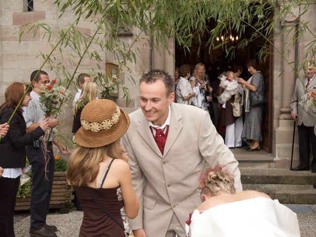 Le mariage de Julien et Aurélie à Masevaux, Haut Rhin 364
