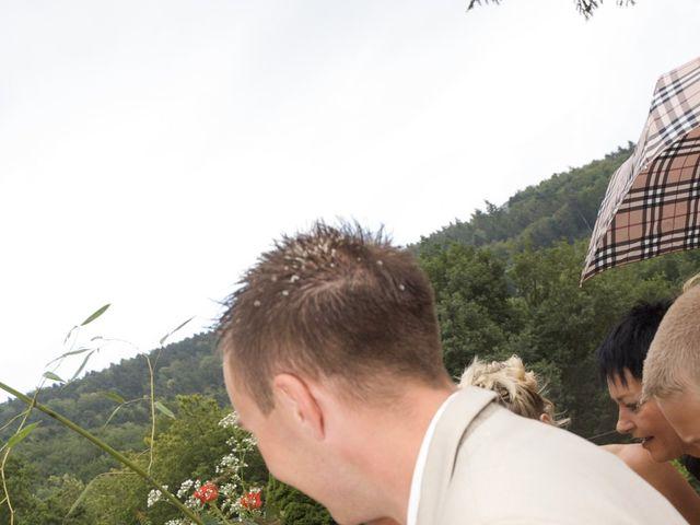 Le mariage de Julien et Aurélie à Masevaux, Haut Rhin 365