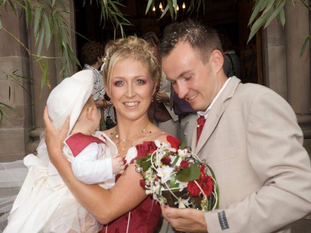 Le mariage de Julien et Aurélie à Masevaux, Haut Rhin 366
