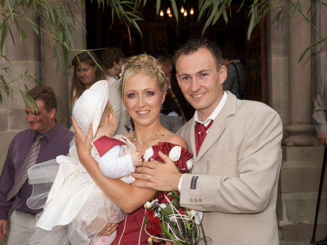 Le mariage de Julien et Aurélie à Masevaux, Haut Rhin 367