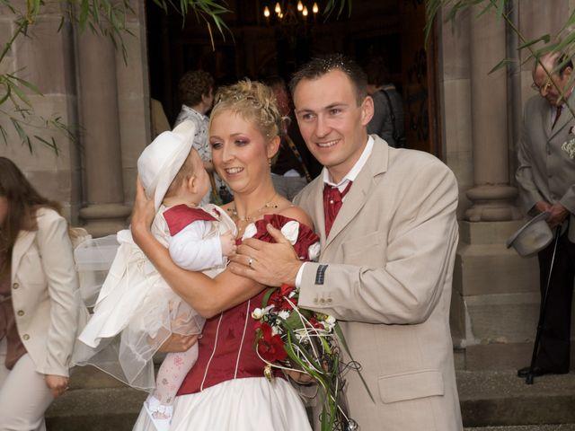 Le mariage de Julien et Aurélie à Masevaux, Haut Rhin 368