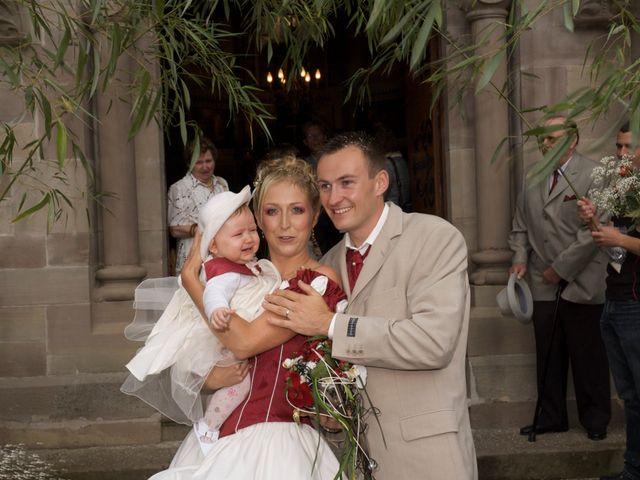 Le mariage de Julien et Aurélie à Masevaux, Haut Rhin 369
