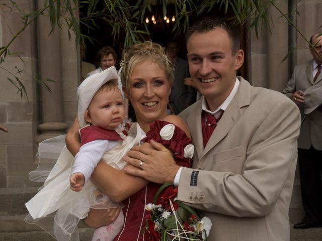 Le mariage de Julien et Aurélie à Masevaux, Haut Rhin 370