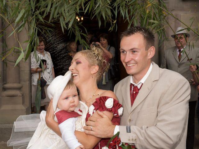 Le mariage de Julien et Aurélie à Masevaux, Haut Rhin 372