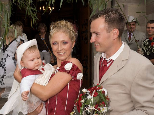 Le mariage de Julien et Aurélie à Masevaux, Haut Rhin 374