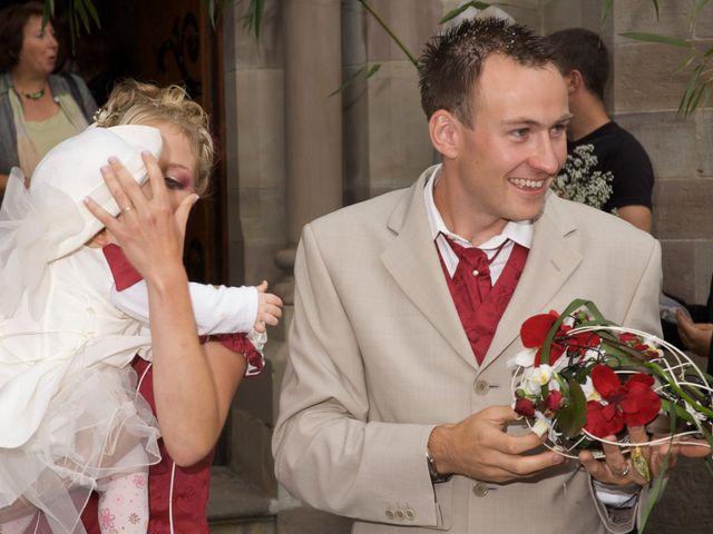 Le mariage de Julien et Aurélie à Masevaux, Haut Rhin 375