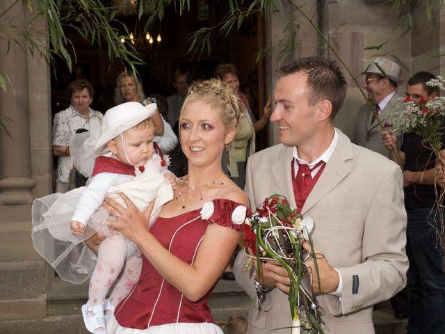 Le mariage de Julien et Aurélie à Masevaux, Haut Rhin 376
