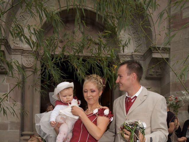 Le mariage de Julien et Aurélie à Masevaux, Haut Rhin 377