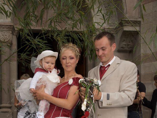 Le mariage de Julien et Aurélie à Masevaux, Haut Rhin 378