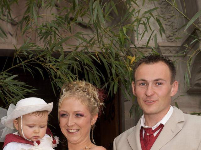 Le mariage de Julien et Aurélie à Masevaux, Haut Rhin 379