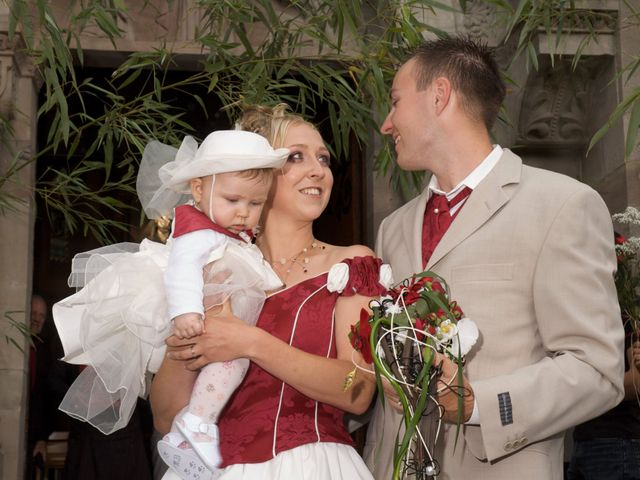 Le mariage de Julien et Aurélie à Masevaux, Haut Rhin 380
