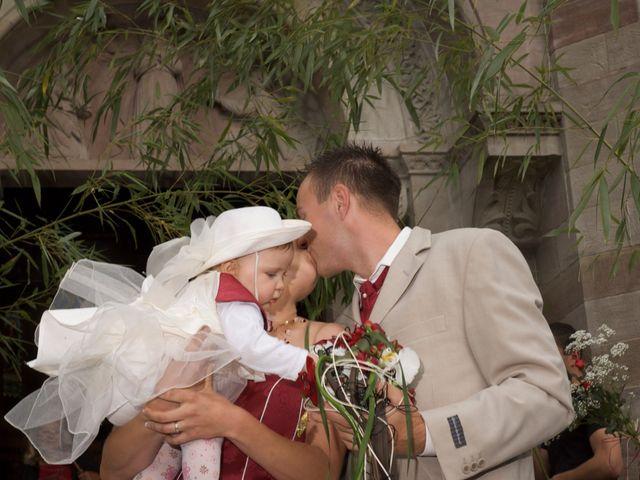 Le mariage de Julien et Aurélie à Masevaux, Haut Rhin 381