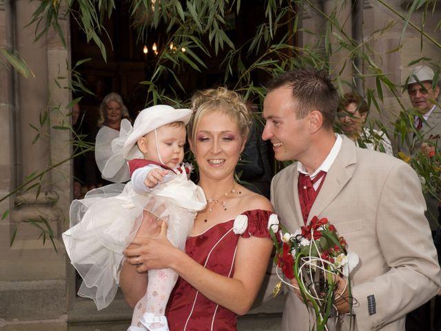 Le mariage de Julien et Aurélie à Masevaux, Haut Rhin 382