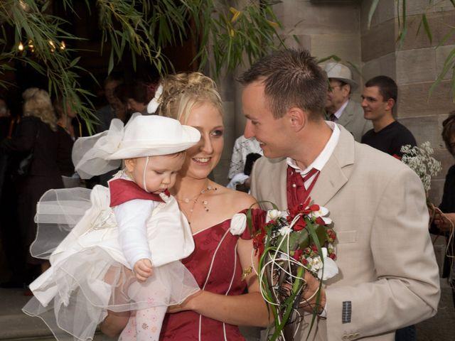 Le mariage de Julien et Aurélie à Masevaux, Haut Rhin 384