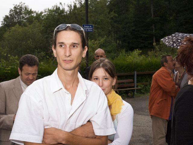 Le mariage de Julien et Aurélie à Masevaux, Haut Rhin 387