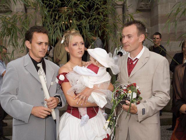 Le mariage de Julien et Aurélie à Masevaux, Haut Rhin 390