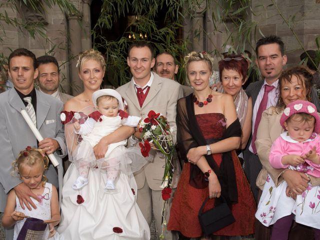 Le mariage de Julien et Aurélie à Masevaux, Haut Rhin 392