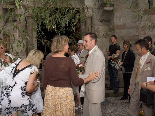 Le mariage de Julien et Aurélie à Masevaux, Haut Rhin 394