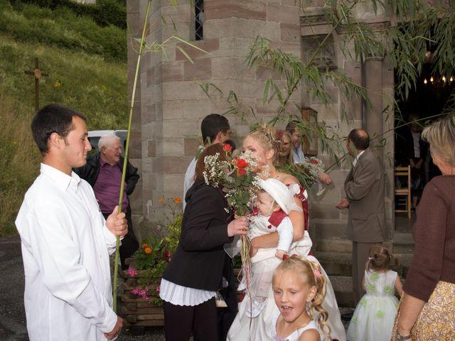 Le mariage de Julien et Aurélie à Masevaux, Haut Rhin 395
