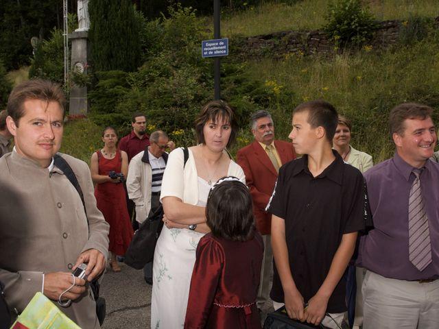 Le mariage de Julien et Aurélie à Masevaux, Haut Rhin 397