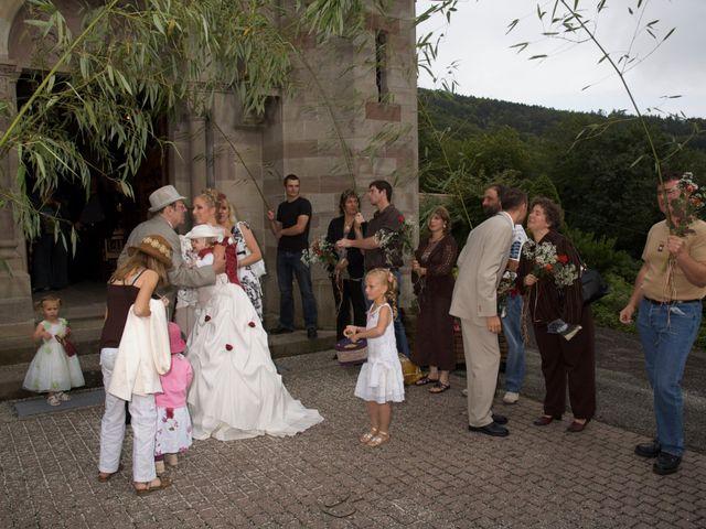 Le mariage de Julien et Aurélie à Masevaux, Haut Rhin 405