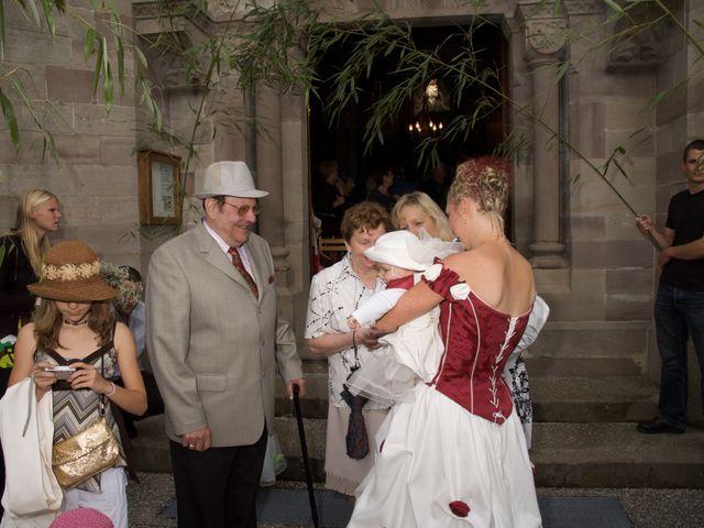 Le mariage de Julien et Aurélie à Masevaux, Haut Rhin 406