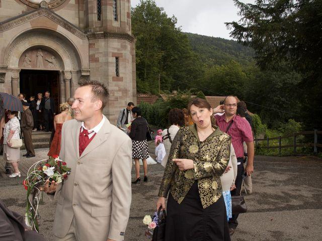 Le mariage de Julien et Aurélie à Masevaux, Haut Rhin 414