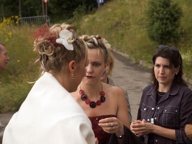 Le mariage de Julien et Aurélie à Masevaux, Haut Rhin 415